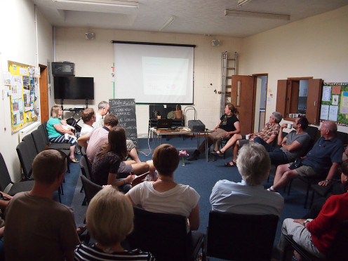 Oak Tree CSA Meeting, Thursday 3 July 2014
