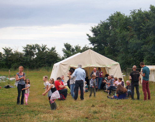 Oak Tree Farm Party 5 July 2014