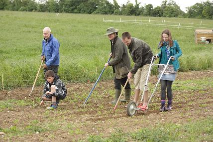 Community Supported Agriculture is the real local food revolution