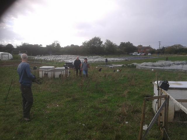 The Sunday Afternoon Storm St Jude Preparedness Team