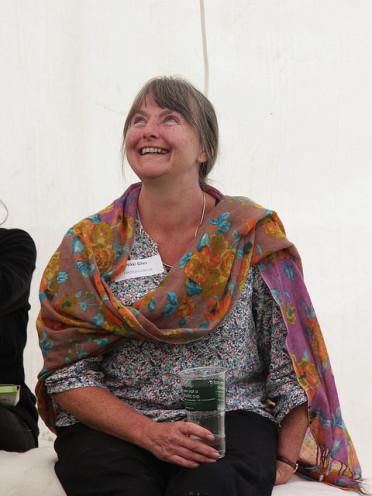 Our lovely hostess, Nikki Giles of Flintshare CSA