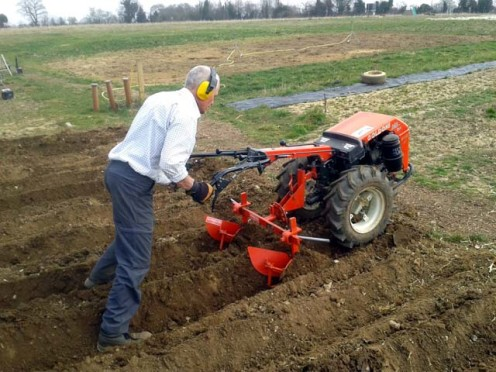 tractoring one