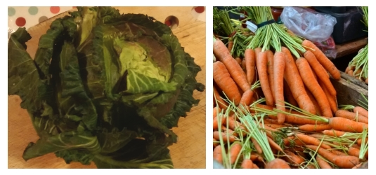 Sauteed Cabbage Carrots